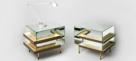 Luis Pons D-Lab Mirrored Furniture
