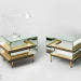 Luis Pons D-Lab Mirrored Furniture