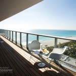 Miami Architectural Photographer David Fast shoots The Caribbean Luxury Condos on 3737 Collins Ave in Miami Beach