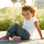 David Fast shoots child photography in Coral Gables and Miami family portrait photographer for Merilyn's family portraits