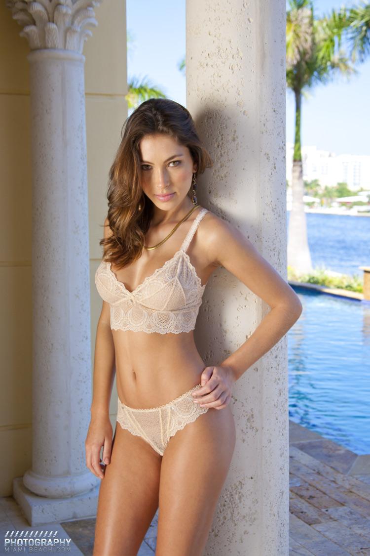 Stella Maxwell Posing For Victorias Secret Lingerie Photo